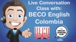 Live English Video lesson