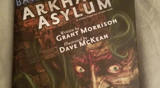 Batman: Arkham Asylum: A Serious House on Serious Earth, 25th Anniversary Deluxe Edition