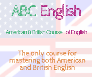 ABC English E-mail Course