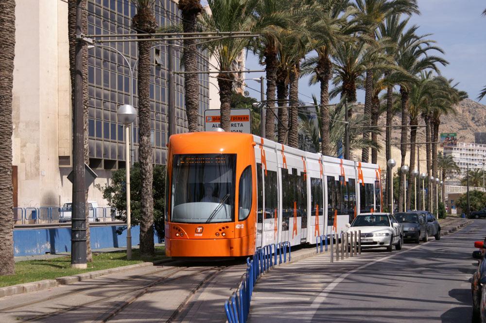 Alicante Tram line upgrade contract awarded