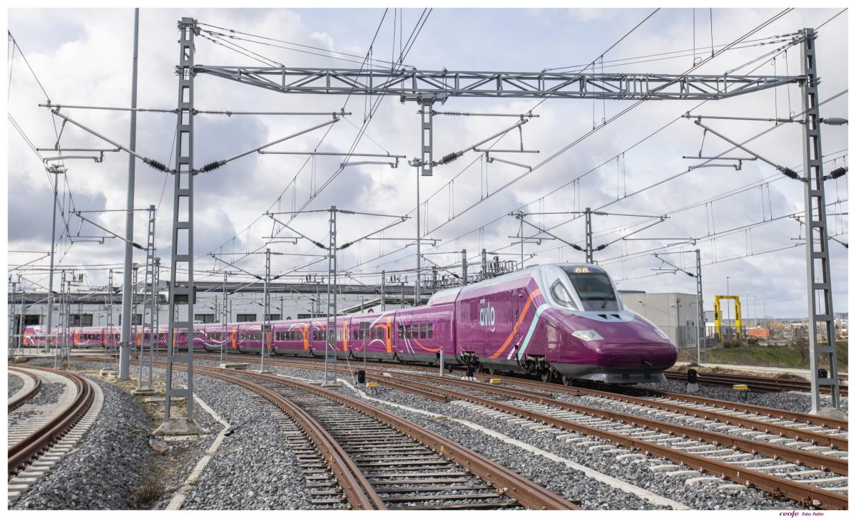 Renfe launches Budget high speed rail service