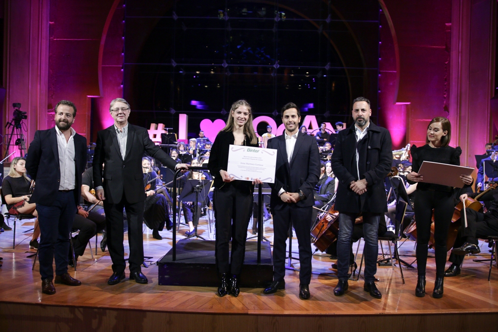 Binter offer scholarships for regional youth orchestra
