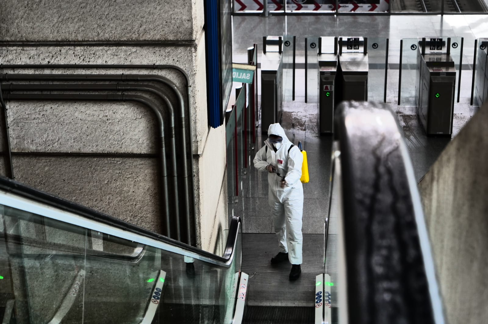 Report estimates Spain has highest infection rate