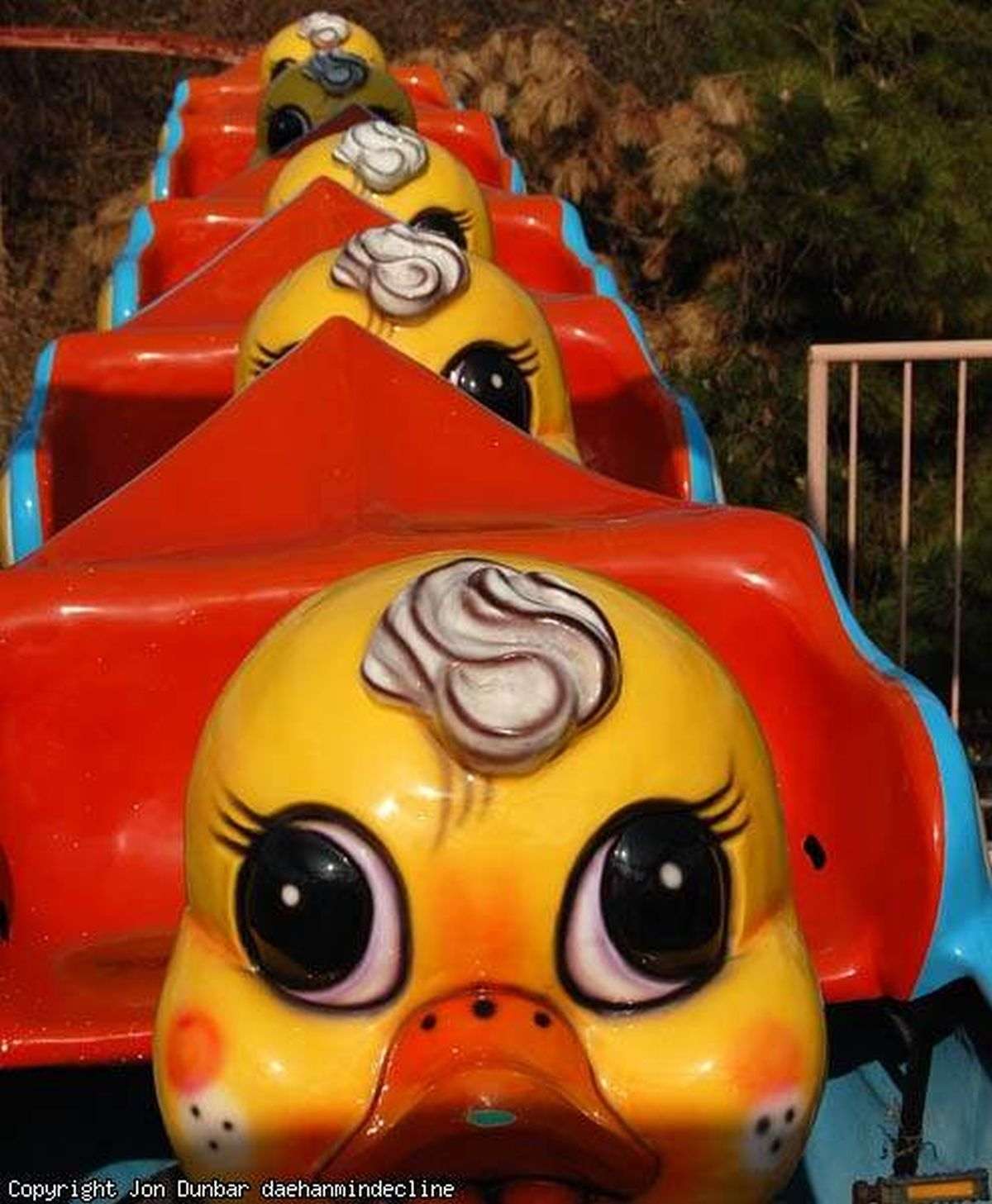 Okpo Land: The Most Horrible Amusement Park In Korea