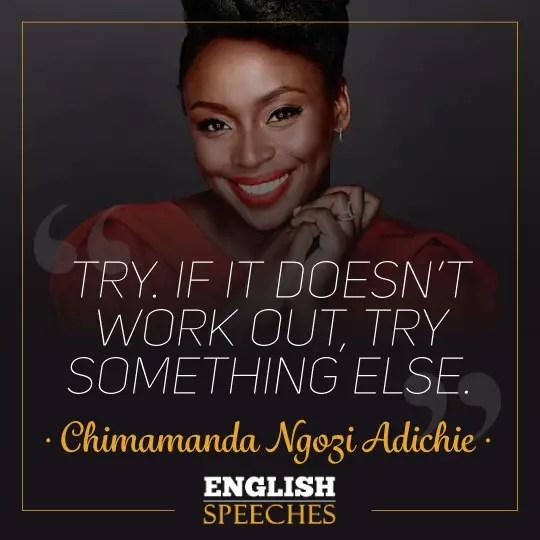Chimamanda Ngozi Adichie Quote