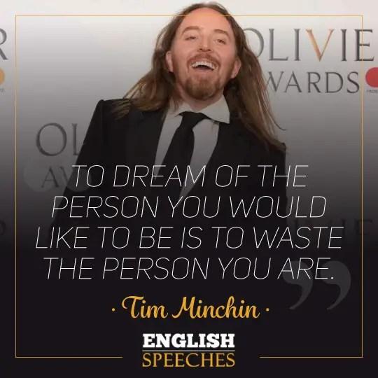 Tim Minchin Quote