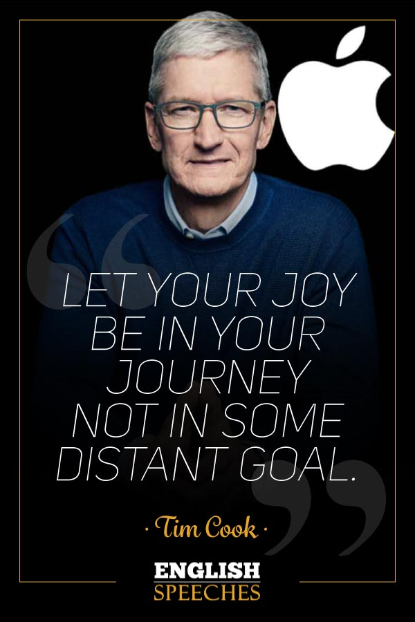 Tim Cook Quote