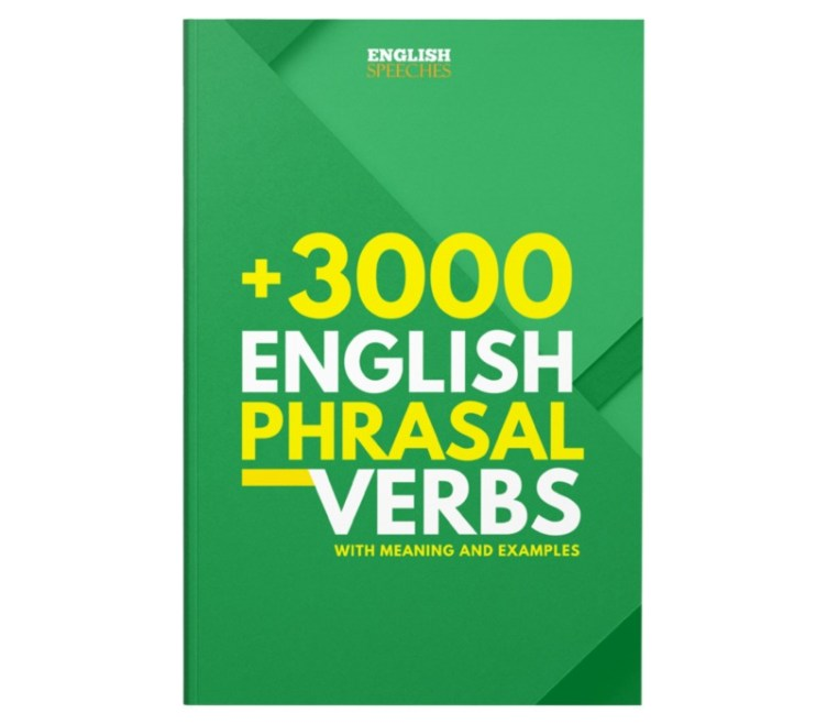 3000 English Phrasal Verbs eBook