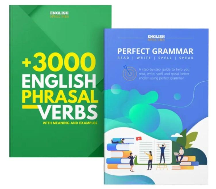 Perfect Grammar and Phrasal Verbs