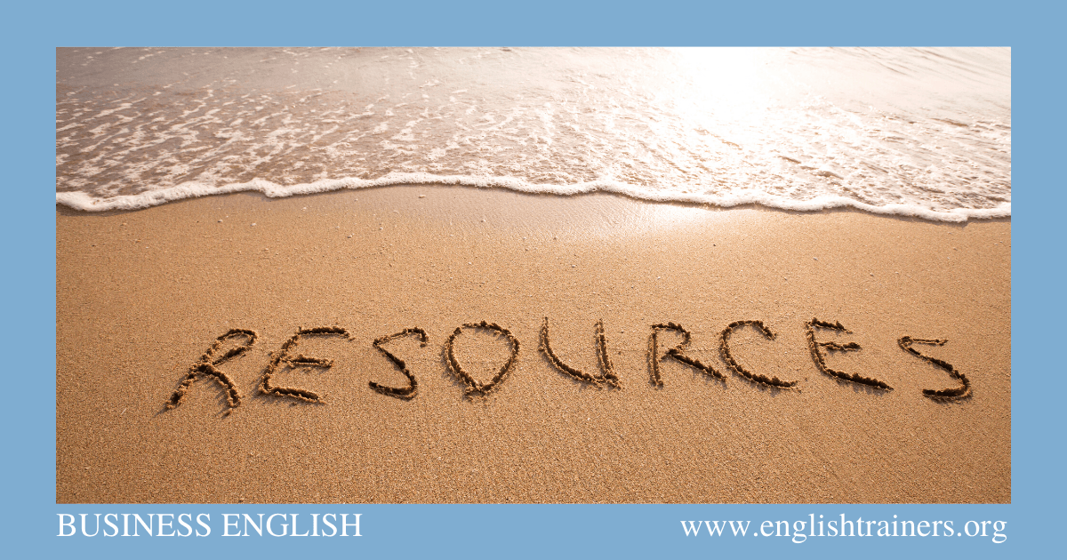 A selection of quality #BusinessEnglish Resources that provide #English learners with lots of free online help and practice.  #EnglishTrainers #ESLweekender EFLpractice via @englishtrainersorg