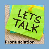 ESL Pronunciation Resources