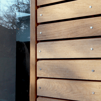 Air Dried Timber Cladding For Stylish Durable Building