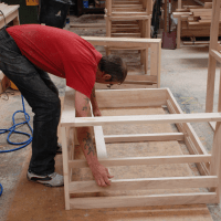 the furniture works bookcase assembly