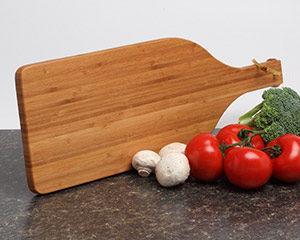 Personalized-Cutting-Board Wine Paddle