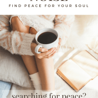 Escape the Noise and Find Peace for Your Soul