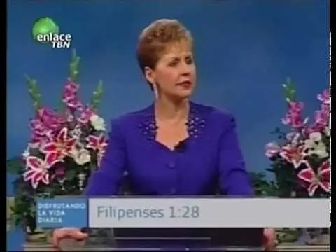 Photo of Joyce Meyer – Permanezca Calmado