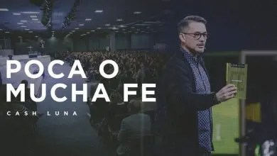Photo of Pastor Cash Luna – Poca o mucha fe