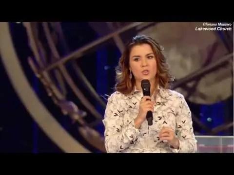 Gloriana Montero – Siempre vendrá Ayuda para ti