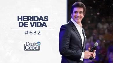 Photo of Dante Gebel – Heridas de vida