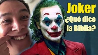Photo of Joker ¿Qué dice la Biblia sobre la nueva pelicula de El Guason?