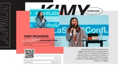 Photo of Kim Richards – Para este momento has llegado
