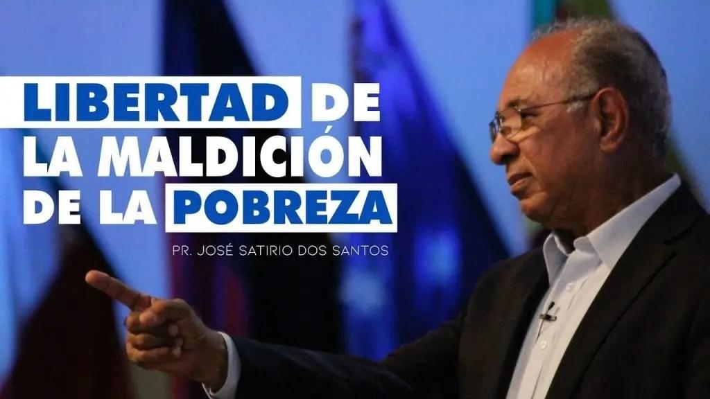 Lee más sobre el artículo Libertad de la maldición de la pobreza – Pastor José Satirio Dos Santos