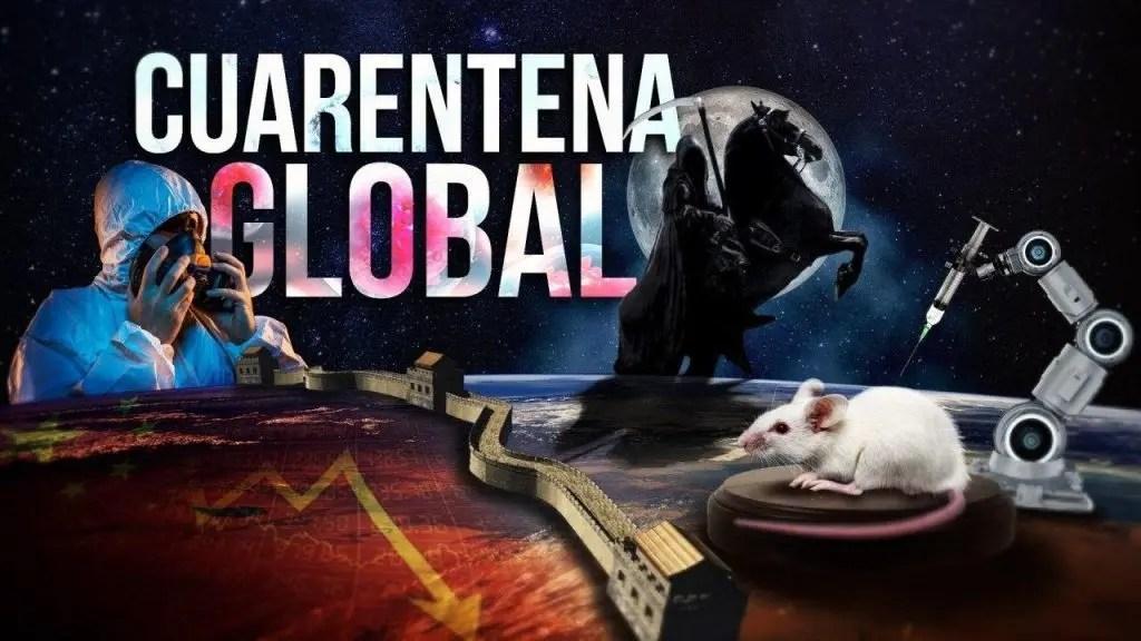 Lee más sobre el artículo Cuarentena Global – Apóstol German Ponce