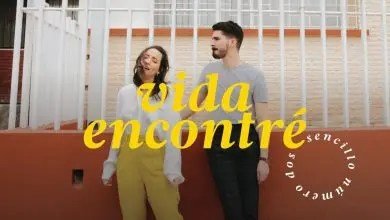Photo of Majo y Dan – Vida Encontré (Videoclip Oficial)
