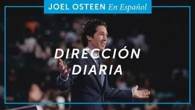 Photo of Dirección diaria – Joel Osteen