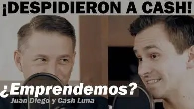 Photo of El día que despidieron a Cash Luna – Juan Diego y Cash Luna
