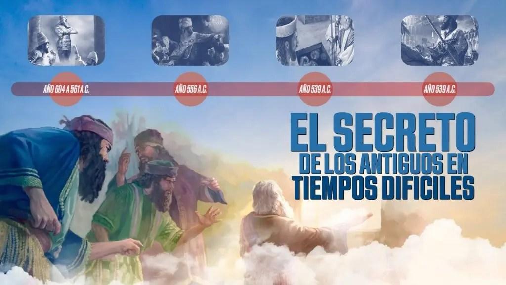 En este momento estás viendo Los secretos de los antiguos en tiempos dificiles – Apostol Mario Rivera
