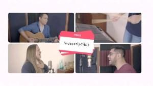 TWICE MÚSICA – Indescriptible – (Hillsong Young & Free – Indescribable en español)