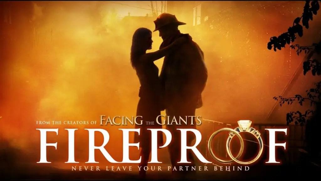 Pelicula Cristiana para ver en Netflix: Fireproof, A prueba de Fuego (Sinopsis)
