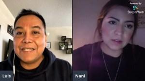 Gozándote en las pruebas – Nani y Luis Bravo