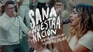 Lee más sobre el artículo Generación 12 – Sana Nuestra Nación + Daniel Calveti (Ft.Stefy Espinosa, Johan Manjarres)