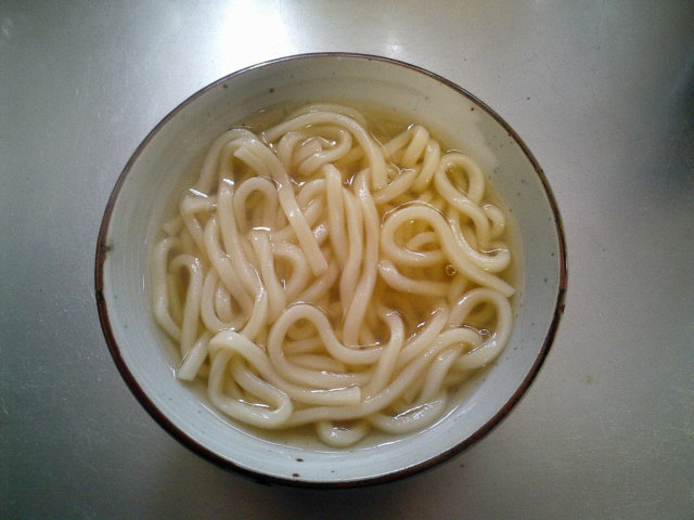 Kake Udon (via. Wikipedia)