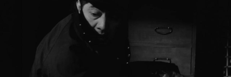 A Tale of Japanese Burglars (1965)