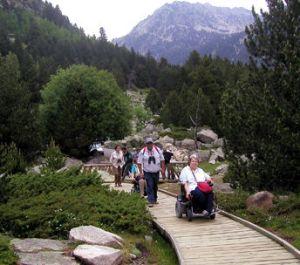 Parc Nacional i Estany de Sant Maurici adaptat