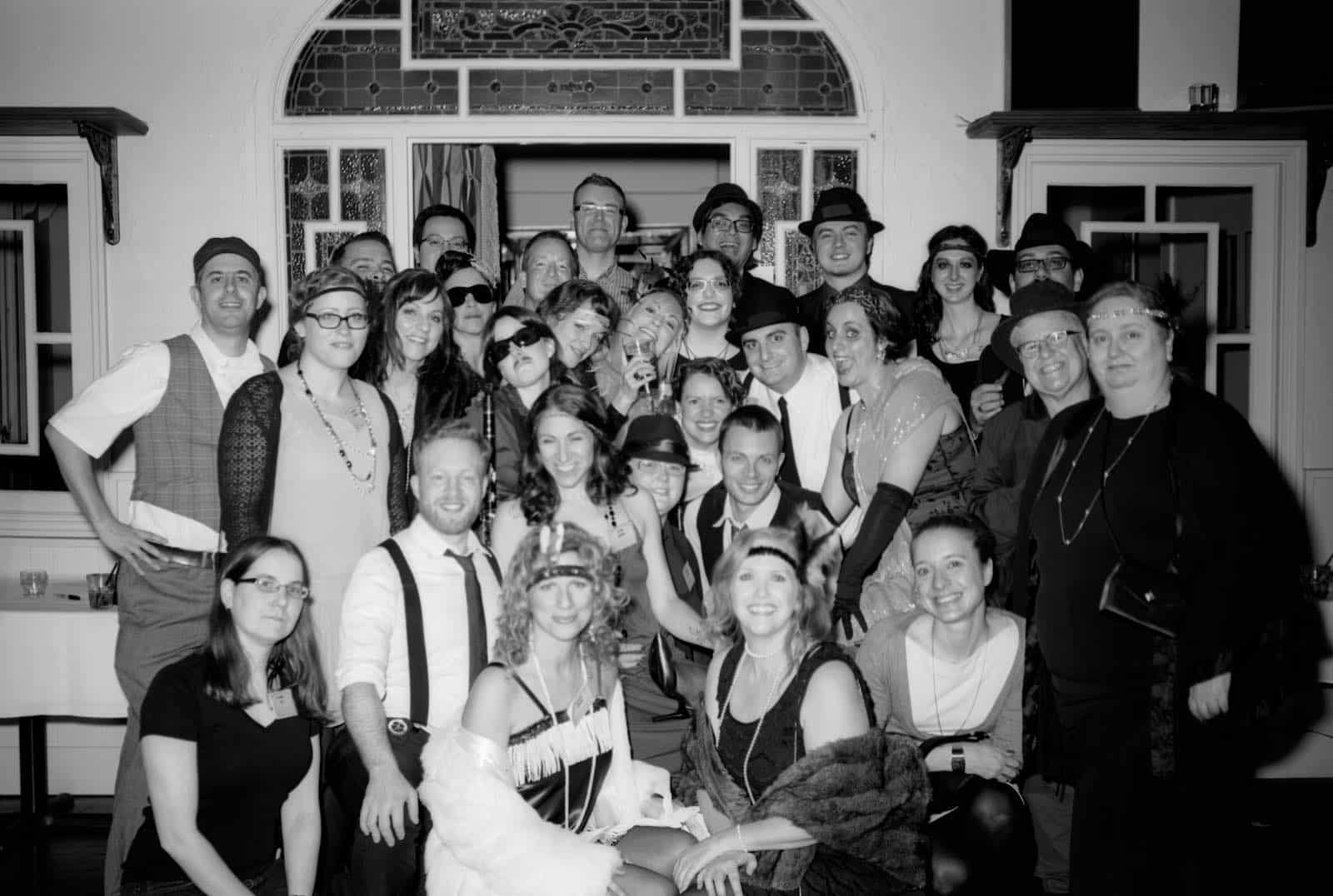 Murder Mystery Night - The Speakeasy Murder