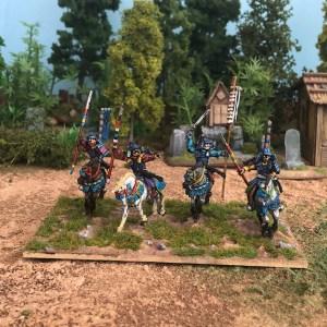 Baba Nobuharu cavalry