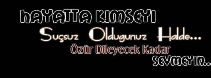 Resimli Facebook Kapak Sözleri-7