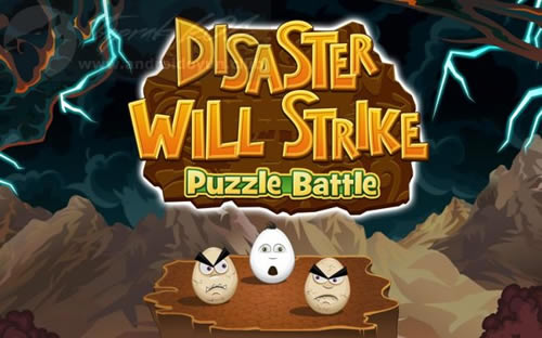 Disaster Will Strike 2: Puzzle Battle