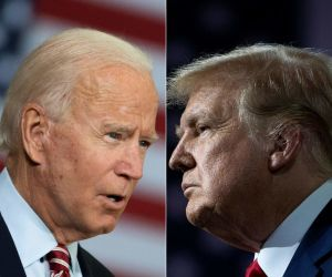 Face à face Trump-Biden