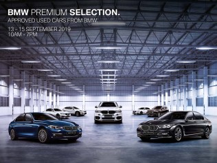 2. BMW Premium Selection