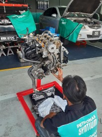 Engine Block Sri Manja