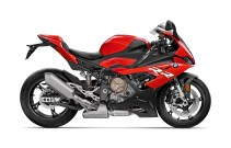 4. The New BMW S 1000 RR in Racing Red