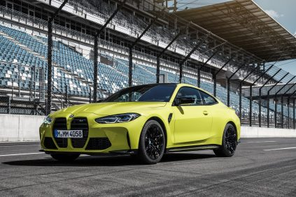 02. The All-New BMW M4 Competition Coupé