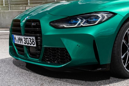 16. The All-New BMW M3 Competition
