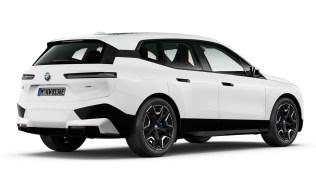 02. BMW iX xDrive40 Sport - Alpine White