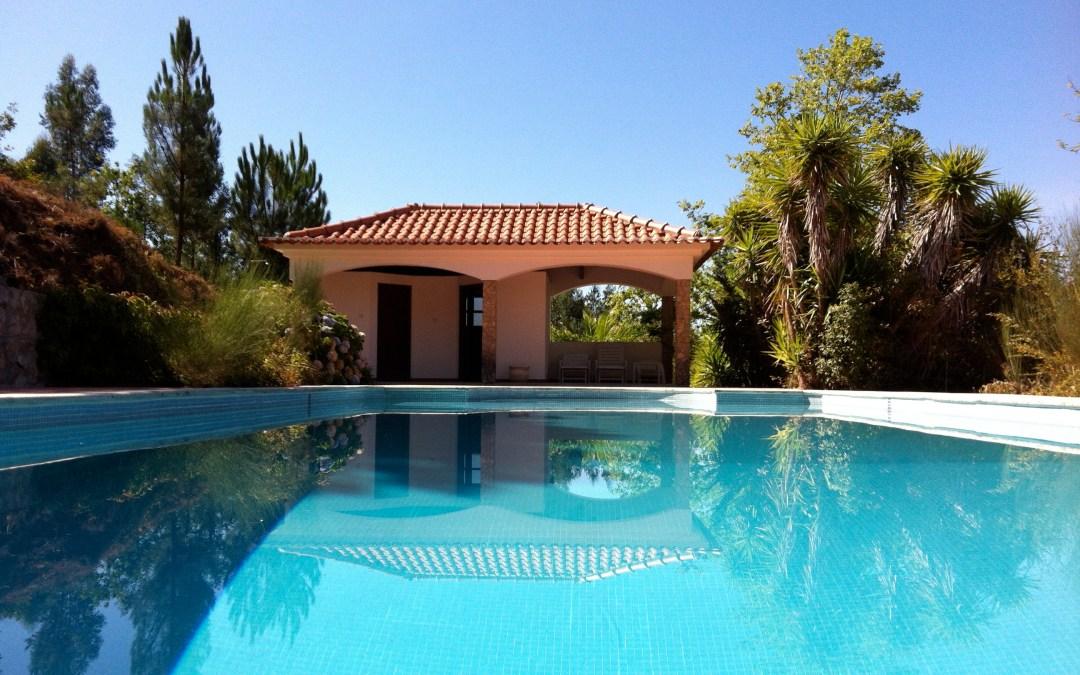 Fancy a swim in our salt-water pool?